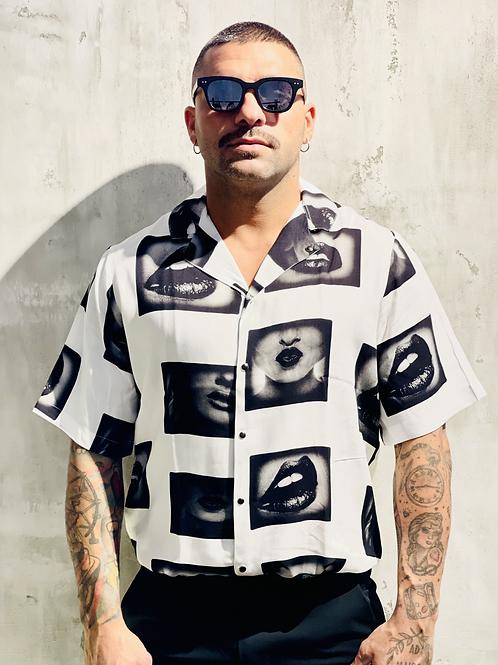 Camicia stampata BKCS