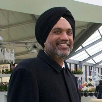 Amandeep Singh Gill