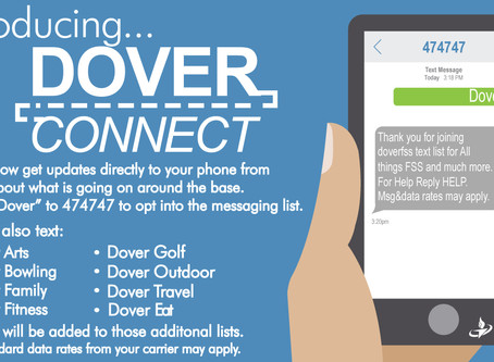 Introducing Dover Connect