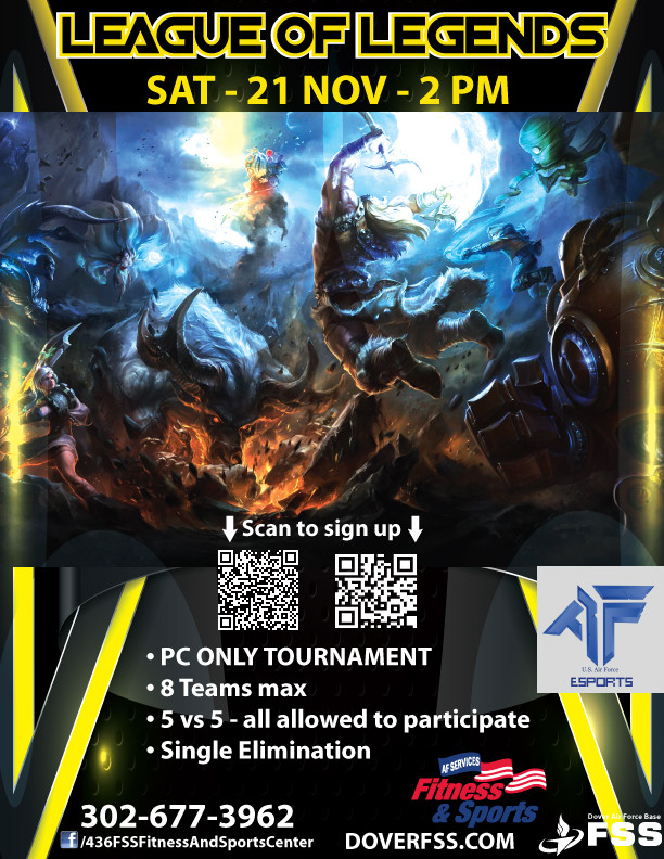 League of Legends : PC Only Tournament
