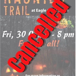Haunted Trail is Cancelled