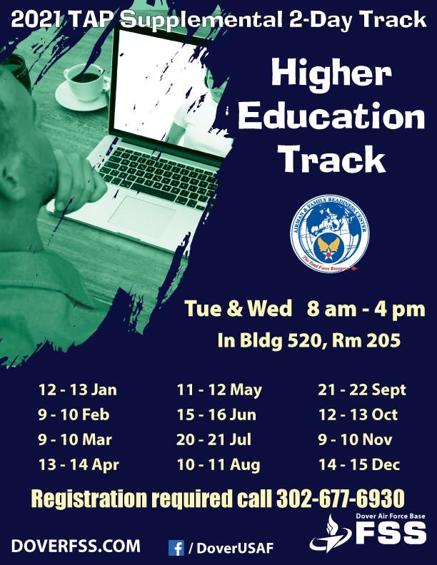 2021-TAP-Supplemental Higher Education
