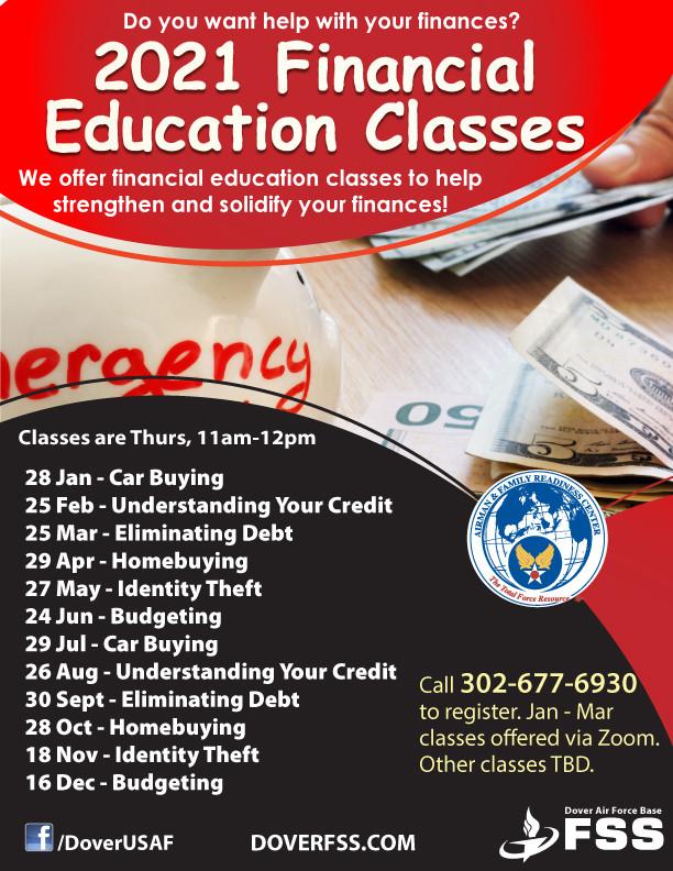 2021 Financial Education