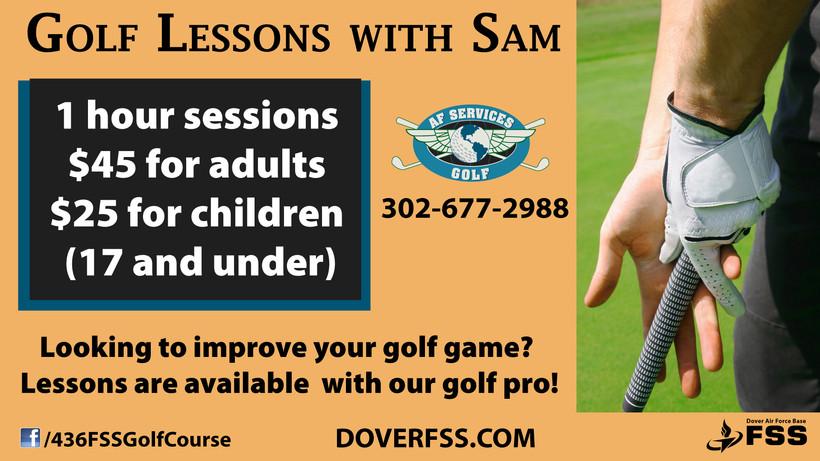 2021 Golf Lessons