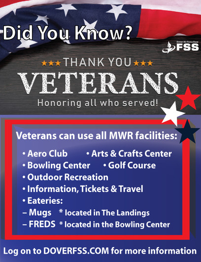 Veterans, Did You Know?