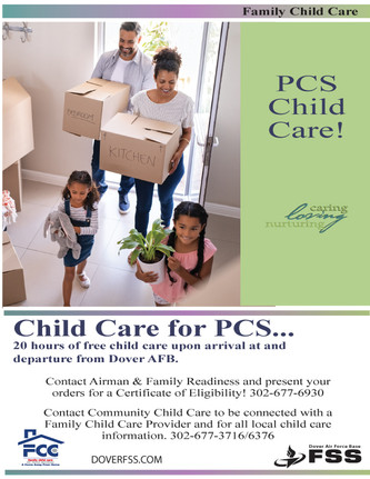 FCC Child Care for PCS