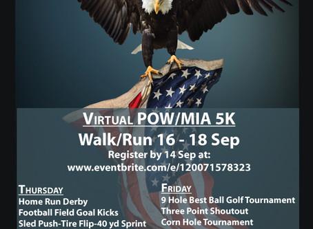 Wingman Day 16 - 18 Sep 2020