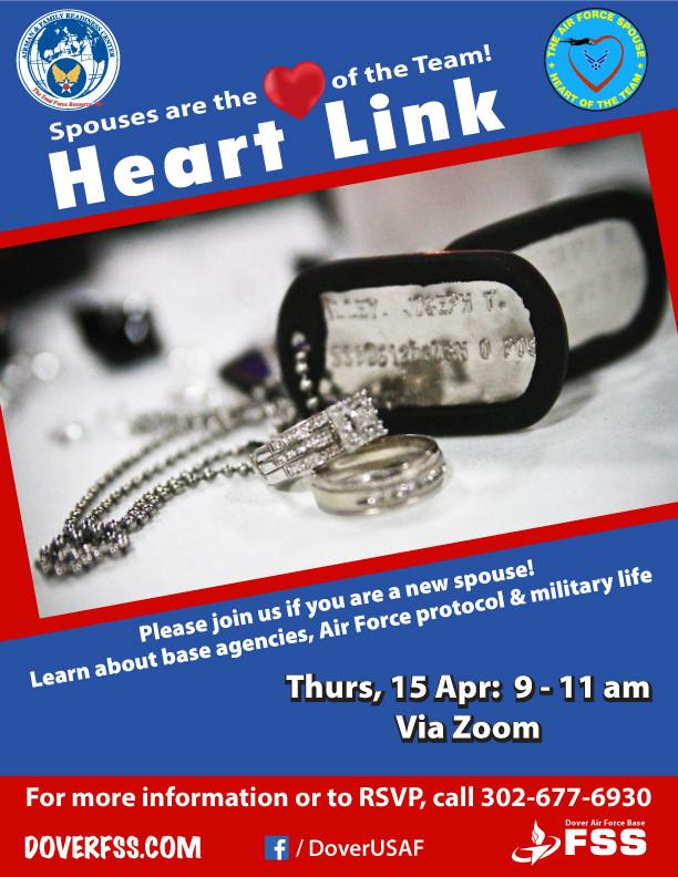Heart Link 15 April