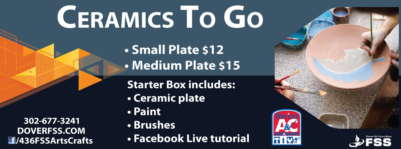 Ceramics To-Go