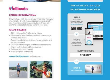 Wellbeats App