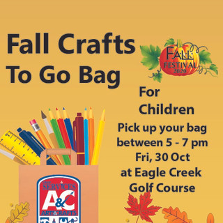Fall Crafts To Go