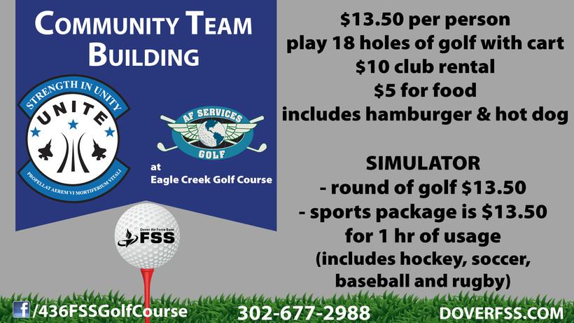Community Team Building - Unite Program