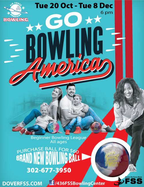 Go Bowling America