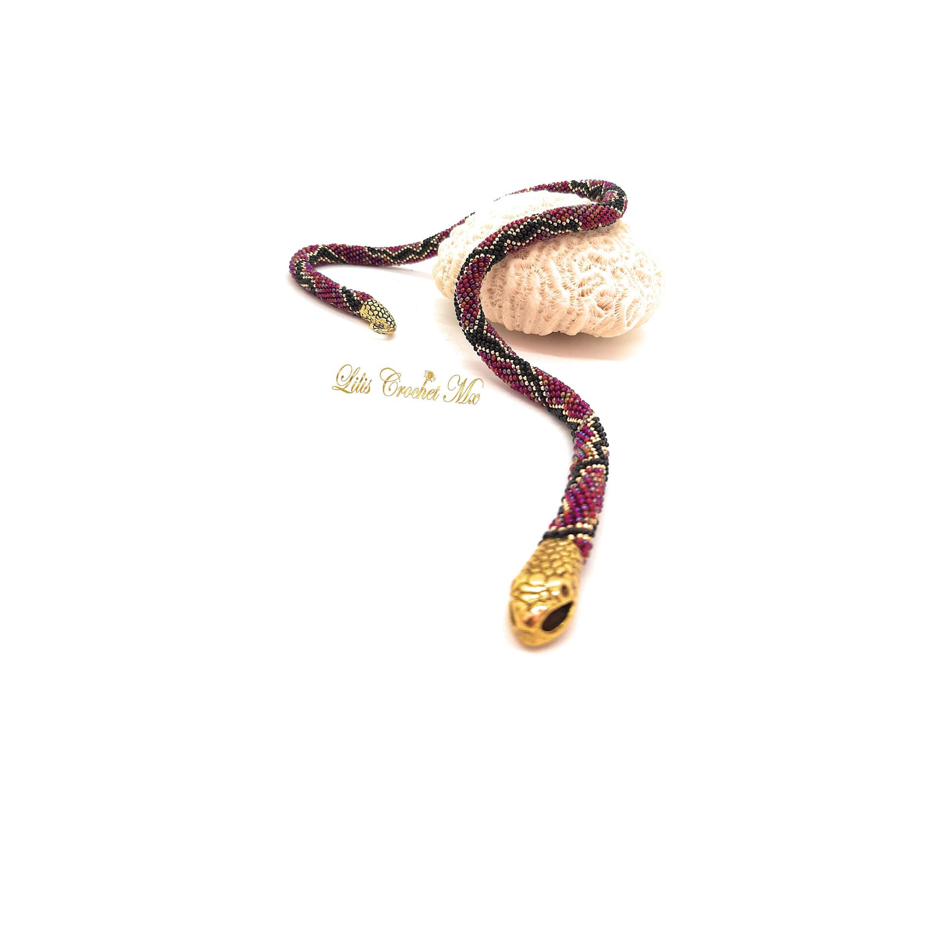 Gargantilla Snake