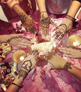 Baby Shower 👶💓 #babyshowerhenna #henna