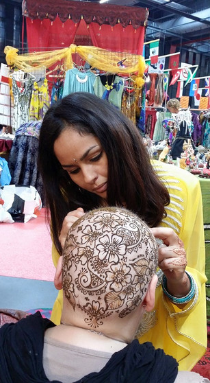 Foire de Bordeaux en mode Inde