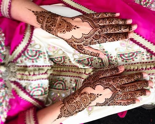 www.naimahenna.com_._#bridalhenna #brid_