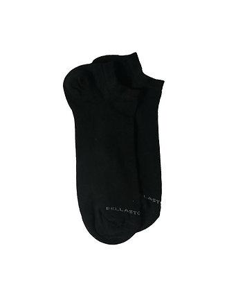 Calzini giro caviglia in Bamboo - Black