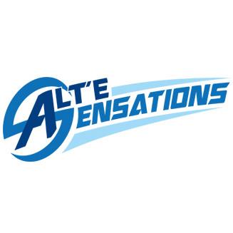 Nouveau logo Alt'e Sensation