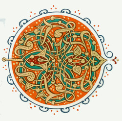 Middle Eastern Arabesque