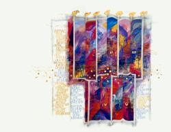 Psalms Frontispiece