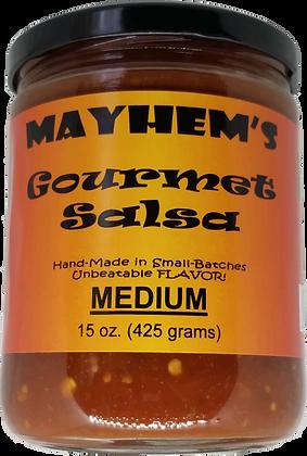 Gourmet Salsa Medium