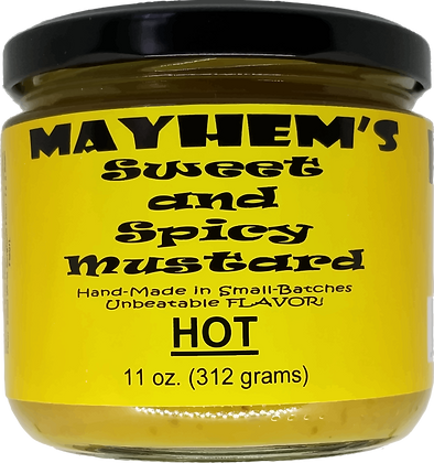 Sweet & Spicy Mustard Hot