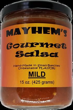 Gourmet Salsa Mild