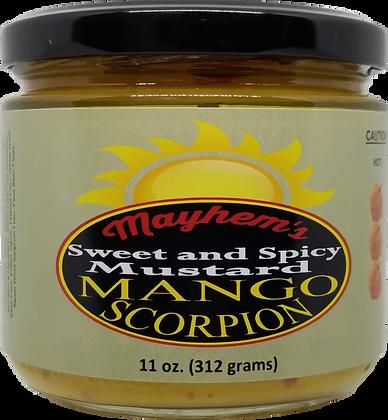 Sweet & Spicy Mustard Mango Scorpion