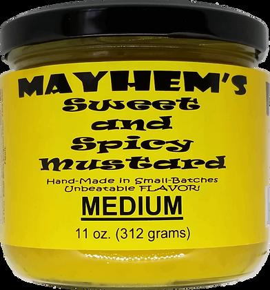 Sweet & Spicy Mustard Medium