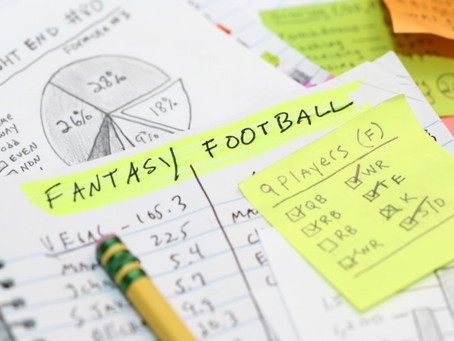 Win Your Fantasy Football Draft With Data: Part #1 RBs