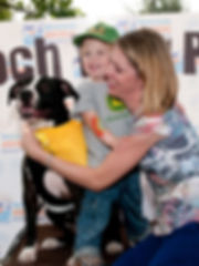 Smooch Your Pooch proceeds for WeCAN cute dogs