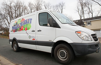 WeCAN Mobile Market delivering fresh food to people in need in MN