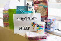 Help celebrate a childs birthday with gifts and party stuff donate to WeCAN Mound MN