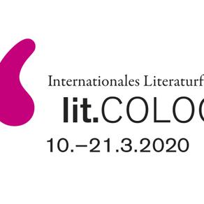 DER HUND wins Lit.Cologne BEST DEBUT - AWARD 2020