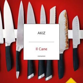"""AKIZ """"IL CANE"""" in italian language in stores 9th march '21."""