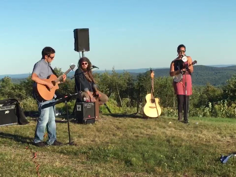 Your Friends Live at Hogback Mountain