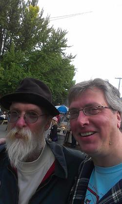 Jeff & John Jamo (The Twin Towers)