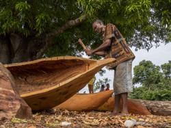 Canoe maker