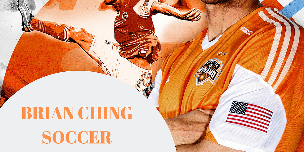 """Brian Ching """" Path to Pro"""" Soccer Workshop Series"""
