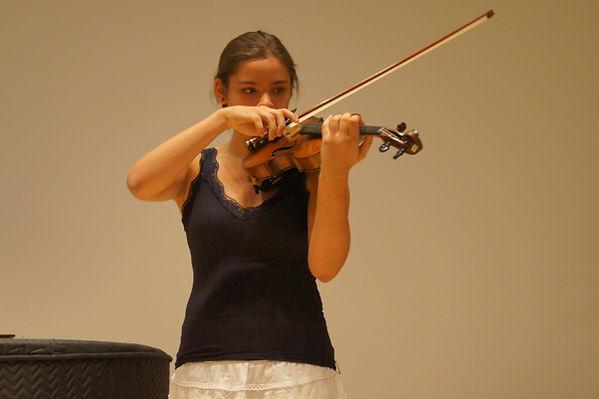 Geige (Violine) lernen für Kinder