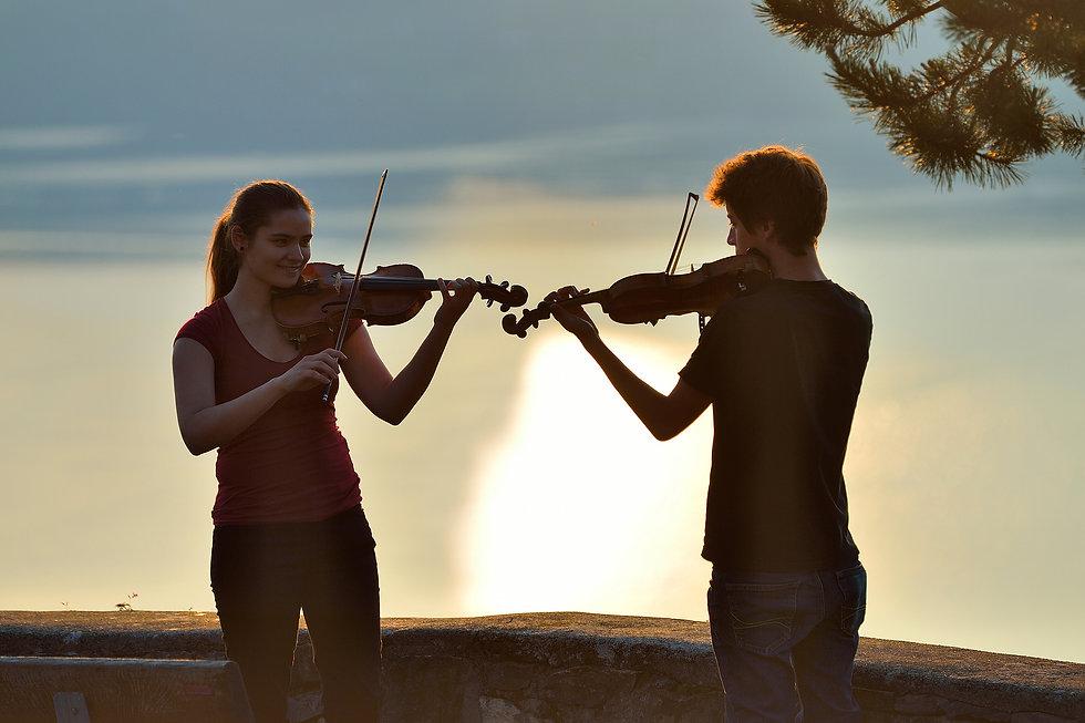 Zusammen Musizieren