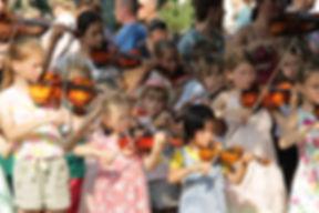 Suzuki Methode für Violine / Geige - Schweiz
