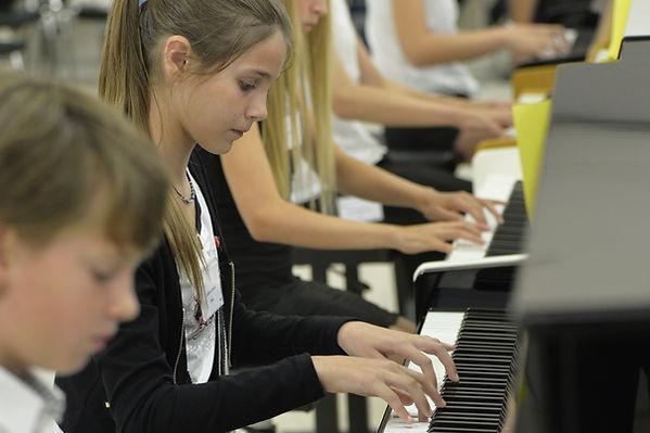 Klavier lernen für Kinder Zürich