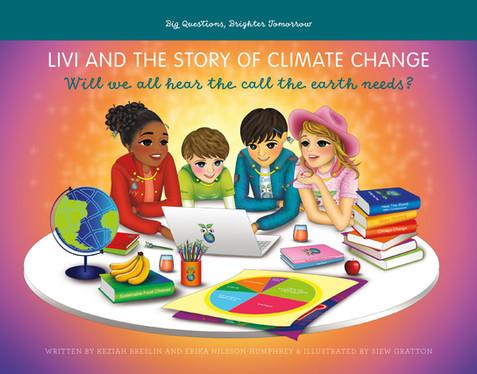 Children Book illustration by Siew Gratt
