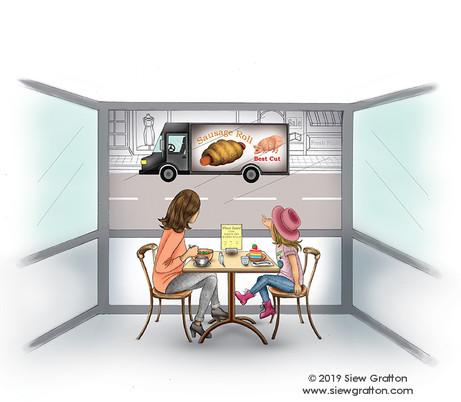 Artwork 2 - Livi and Mum in cafe.jpg
