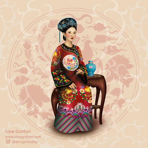 Qing Lady - Red.jpg