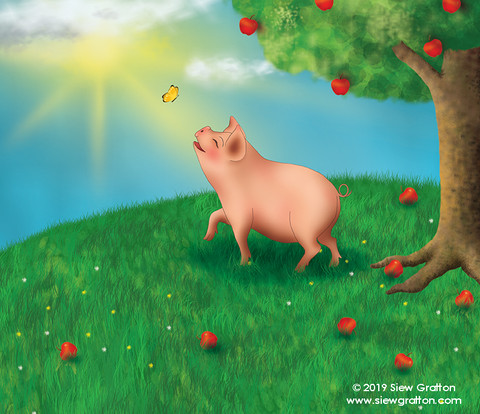 Artwork 31 - Ella Under Apple Tree.jpg