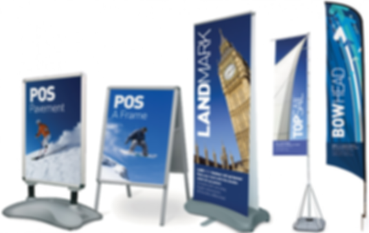 Banners Signs Full Service Commercial Business Printing