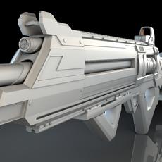 Rail-Gun (WIP)